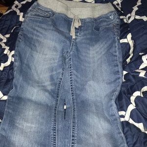 Justice Jeans with comfort stretch waistband